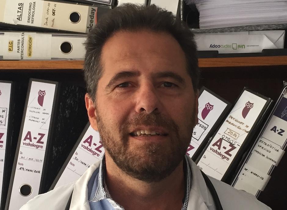 Entrevista a Miguel Torralba, médico en primera linea ante el coronavirus